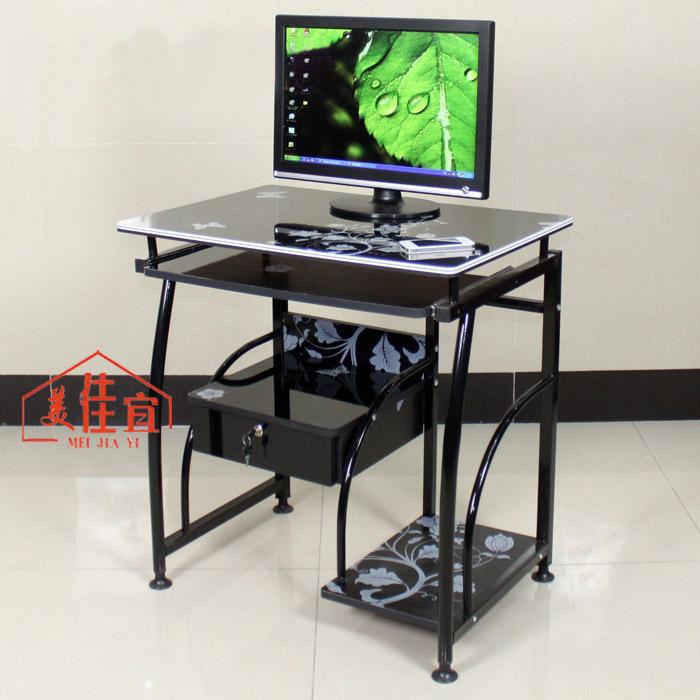 Компьютерный стол Зеленой краской фортепиано поверхности компьютер стол стол компьютерный стол установить моды домашних компьютеров установить специальное предложение