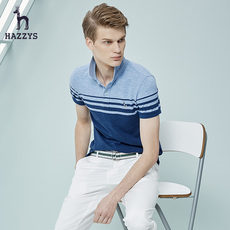 Рубашка поло astze06be17y HazzysBLUE Polo