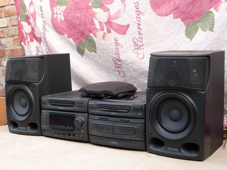 Аудиосистема Epworth NSX-D636