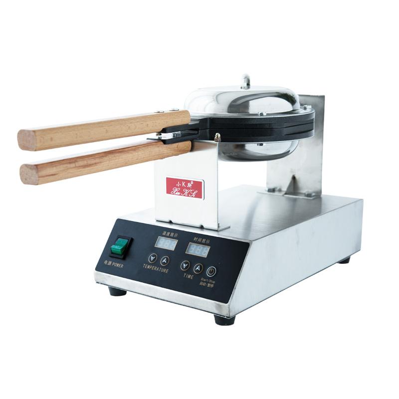 小K斯蛋仔机数显商用电热鸡蛋仔机香港QQ蛋仔机器冰淇淋蛋仔机