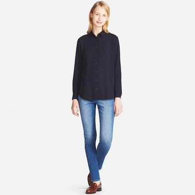 BEANPOLE/滨波 女装 花式衬衫(长袖) 400520 优衣库UNIQLO