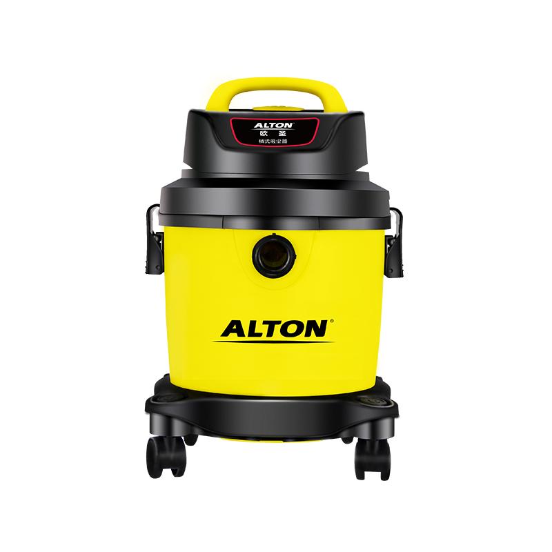 欧圣吸尘器ag111.ap|开户强力手持式小型机大功率大吸力桶式干湿两用地毯式