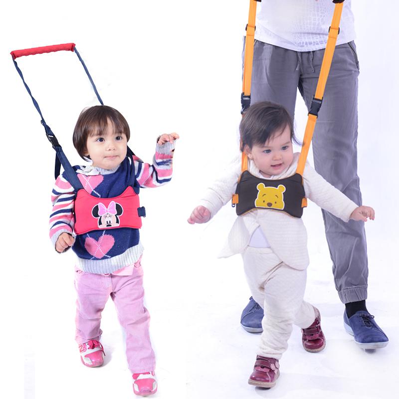 迪士尼 婴儿学步带 透气走失牵引带