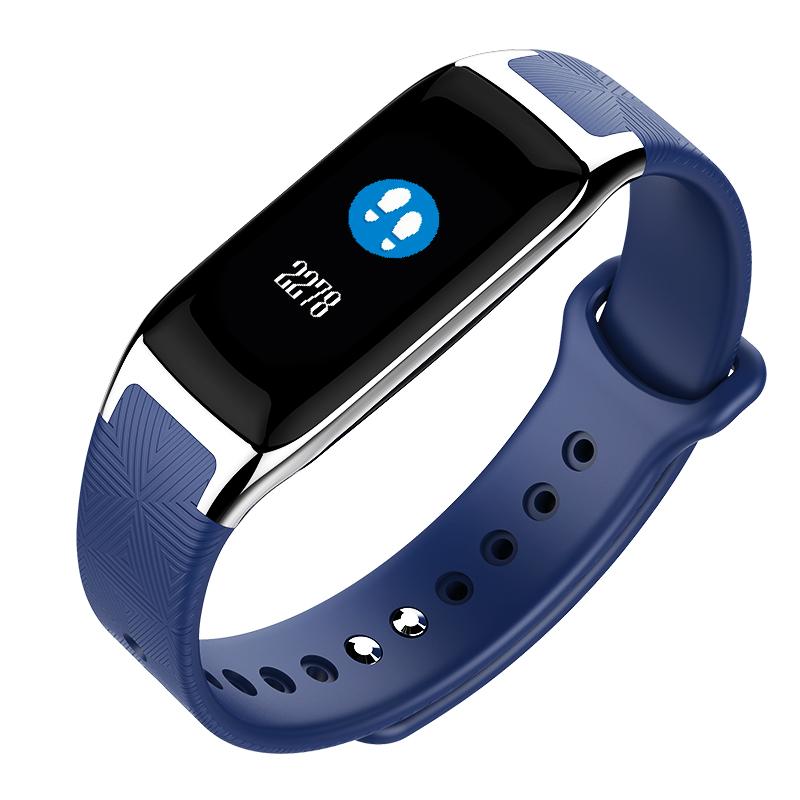 欧瑞特智能手环测心率血压女运动蓝牙表计步器通话多功能小米3代