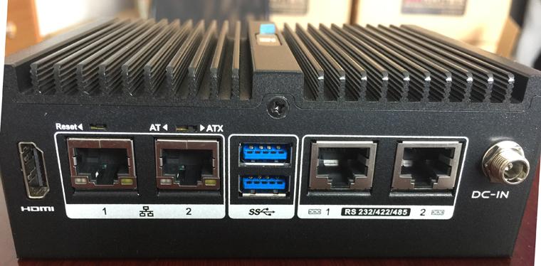 台湾威强uIBX-250-BW-N3//2G-R10无风扇嵌入式系统工控机超小尺寸 嵌入式系统工控机,台湾威强,uIBX-250-BW-N3