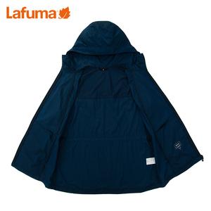 法国LAFUMA乐飞叶户外夏季防晒皮肤衣女运动风衣外套LFJA0BP36