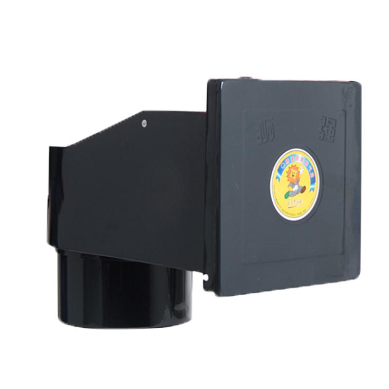 狮强S401A油烟排气扇厨房强力换气扇10寸加长型排风扇窗式油烟机