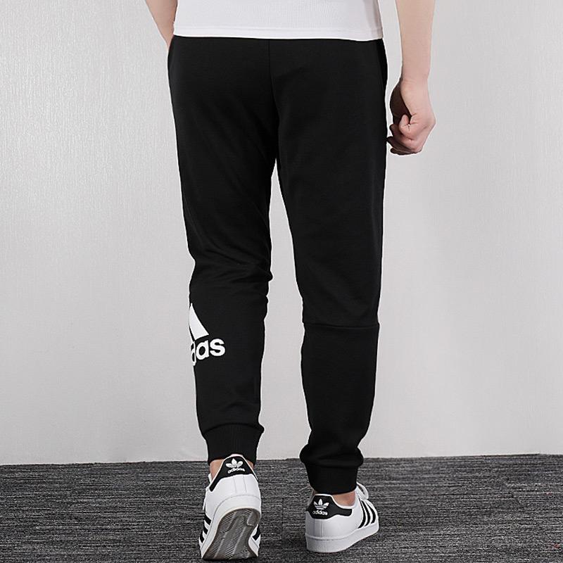 Adidas阿迪达斯男裤2019春季新款休闲运动裤跑步长裤裤子DT9960