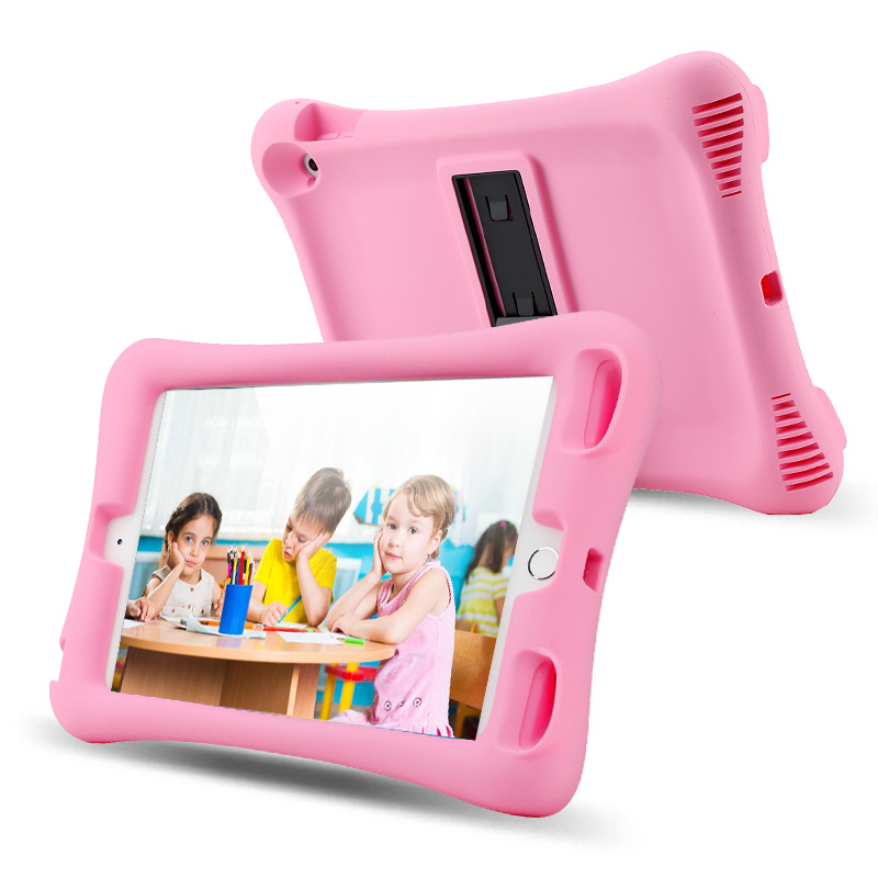 苹果iPad mini2保护套迷你4儿童全包防摔平板电脑3新款软硅胶1潮