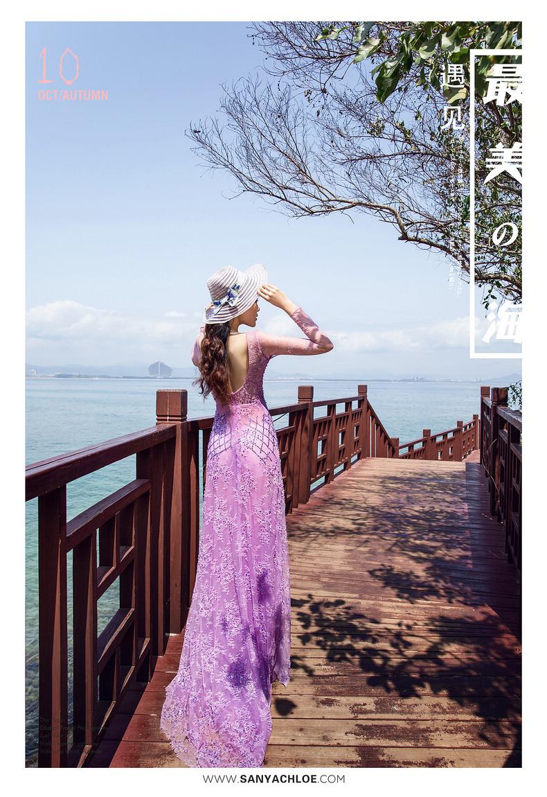 克洛伊全球旅拍婚纱摄影三亚丽江拍婚纱照大理巴厘岛济州岛团购