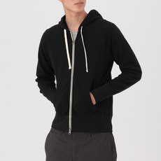 Full Zip Hooded Sweatshirt Muji ArgumentException: