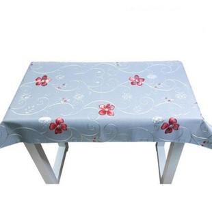 悠悠美居桌布防水防烫防油免洗PVC塑料茶几餐桌垫布艺北欧ins台布