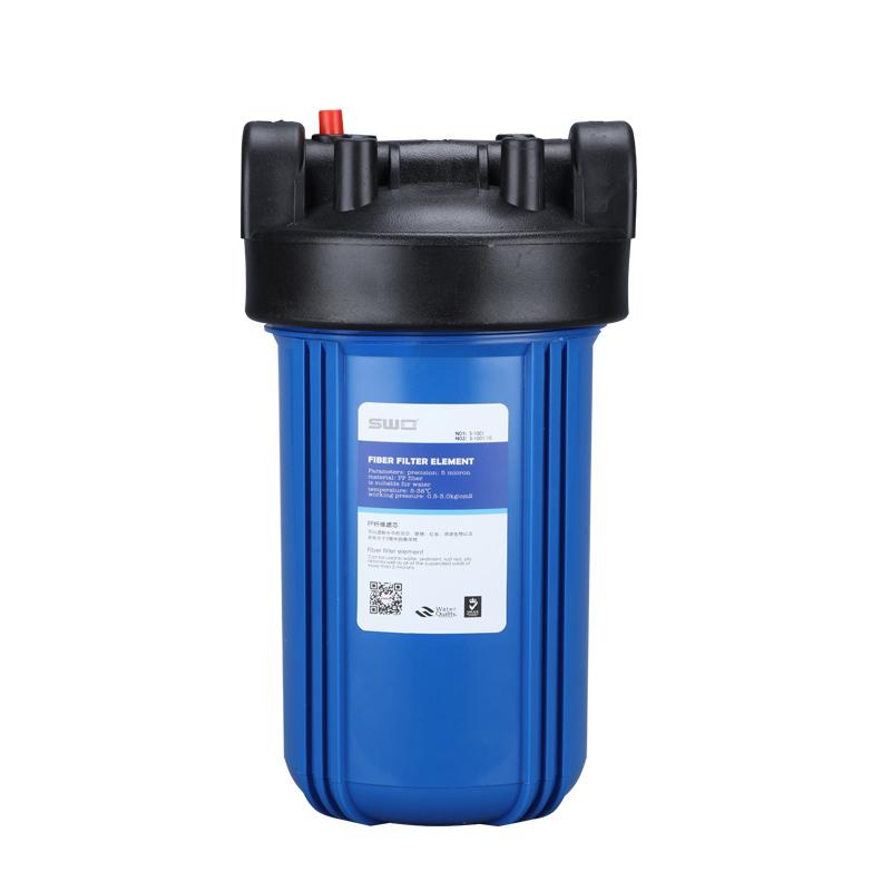 上益A10A 全屋大流量前置过滤器家用井水自来水中央净水器机PP棉
