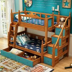 Двухъярусная детская кровать Tong You