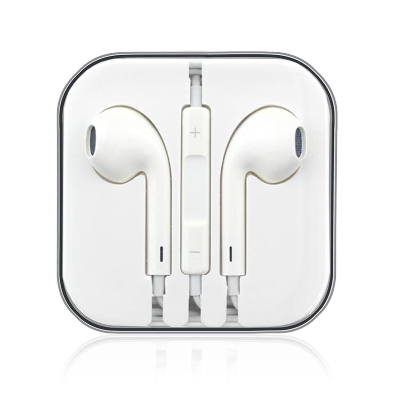苹果iphone6手机入耳式耳机Purion/行行行 通用vivo华为原裝正品