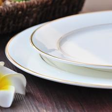 Тарелка Bao Yin ceramic