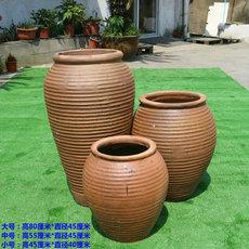 Цветочная ваза Titanium pigment