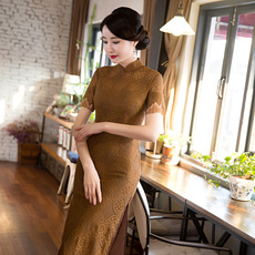 Cheongsam dress x0342