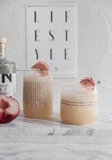 Cтеклянный стакан Moreover 111