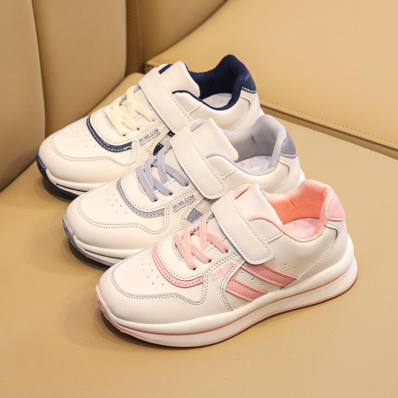 2021新款男童软底运动鞋男帅气防滑春季儿童鞋子中大童小童男孩