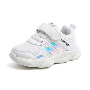 春秋男女宝宝鞋子1-3-6岁机能学步鞋婴儿鞋小童运动鞋儿童小白鞋