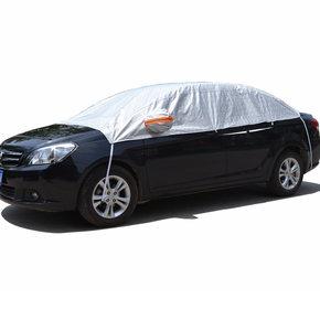 汽车防晒半罩车