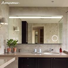 Зеркало в ванную комнату Amumu Led