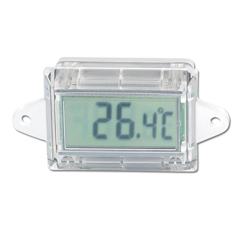 台湾进口得益DE-20迷你型测温仪工业温度防水适用于水族箱和泳池