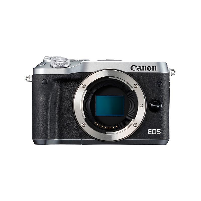 [旗舰店]Canon-佳能 EOS M6 机身 佳能微单 相机