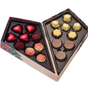 TORO遇见手工夹心巧克力礼盒装送女友情人节表白创意生日礼物