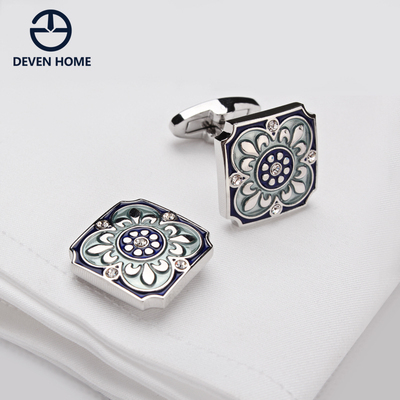 Devenhome Menfashion Accessories Cufflinks