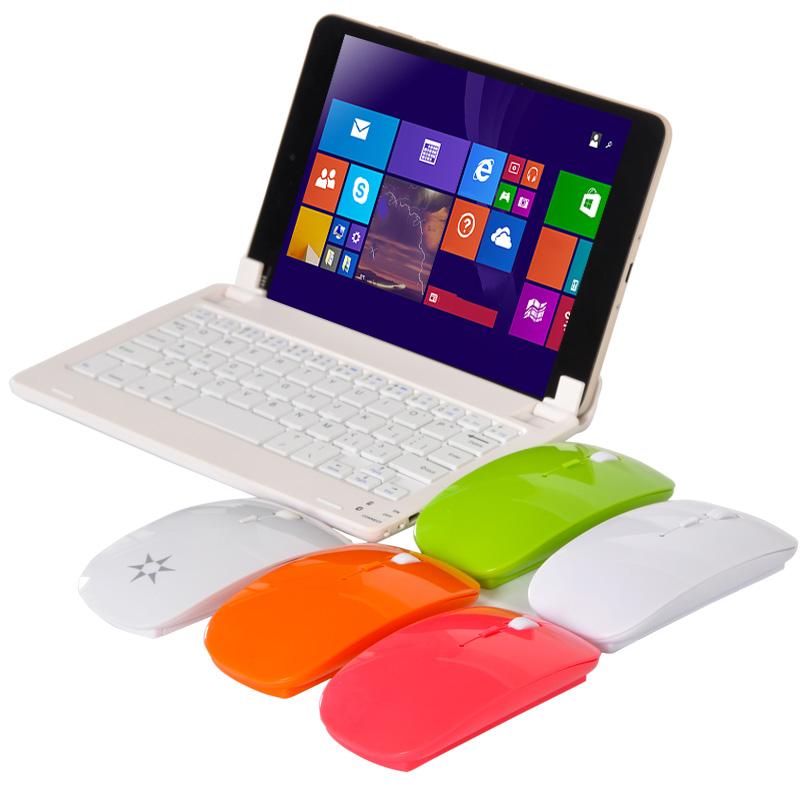 无线鼠标适用于台式电脑笔记本电脑平板电脑键盘通用鼠标电池款