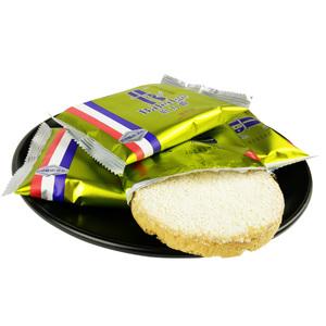 丹夫伯力爵24枚装荷兰烘烤饼干白巧克力休闲零食椰蓉多口味组合
