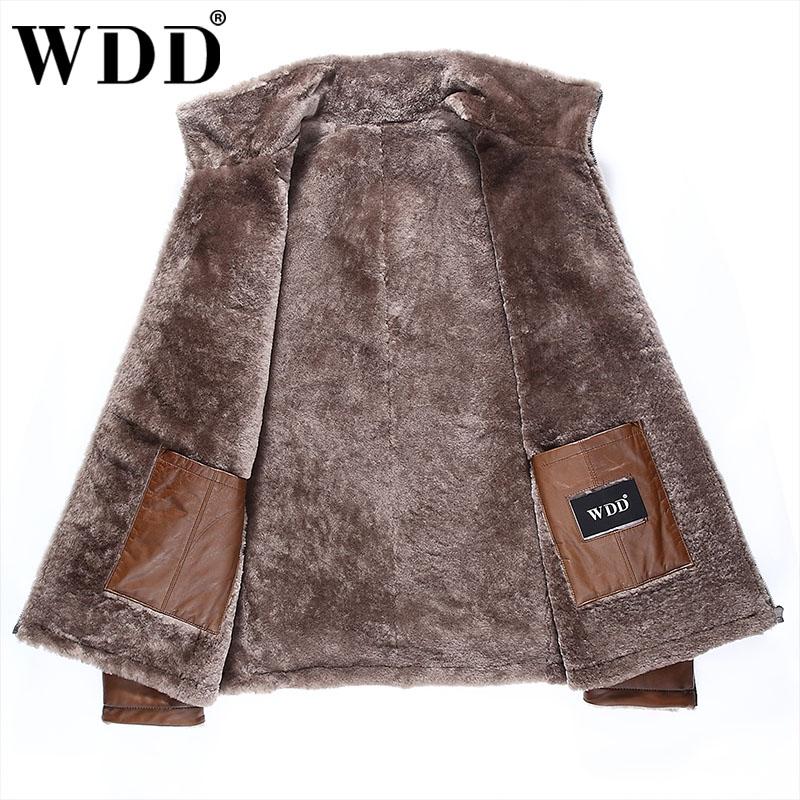 Одежда из кожи Wdd w16a666