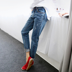 Jeans for women Circled around the