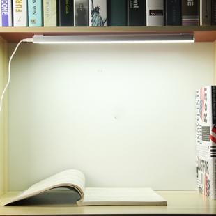 酷毙灯大学生宿舍灯管led台灯护眼学习书桌寝室神器USB可充电台灯