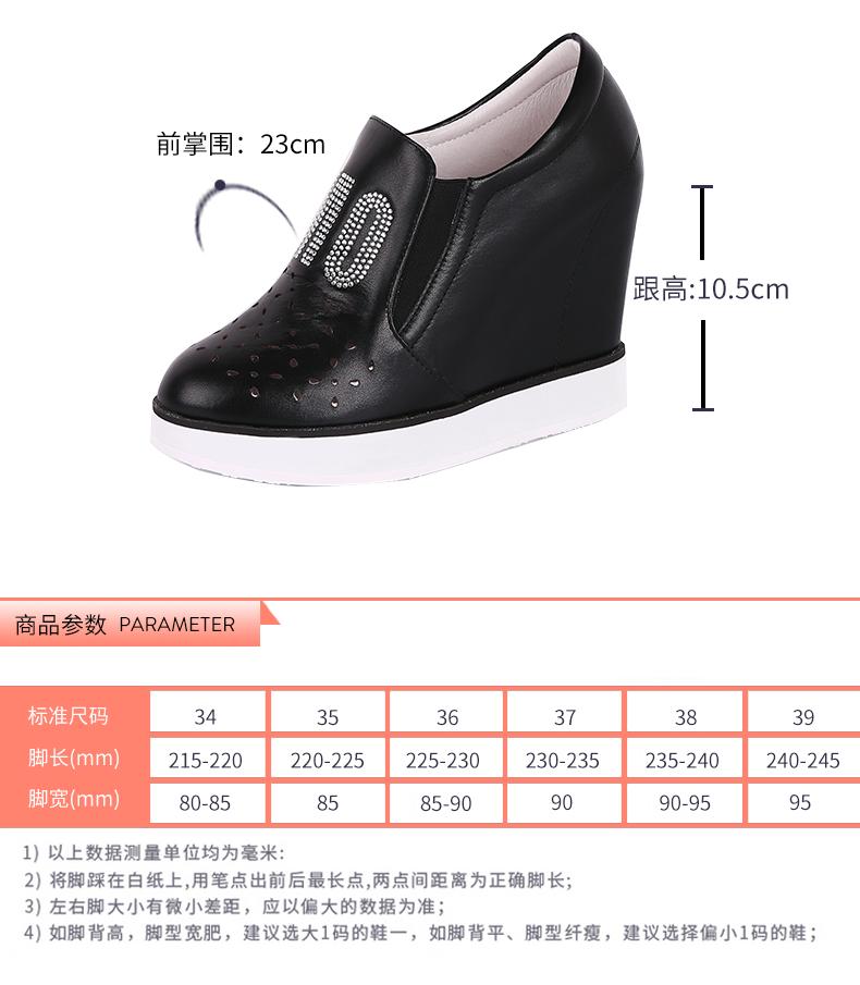 女鞋2019新款秋鞋小白鞋平跟