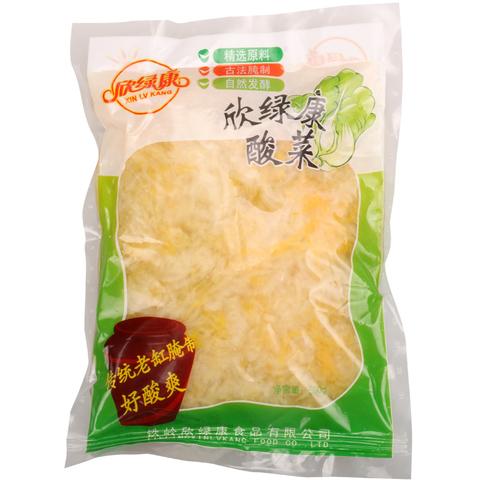 沈阳特产东北农家酸菜500g*5袋