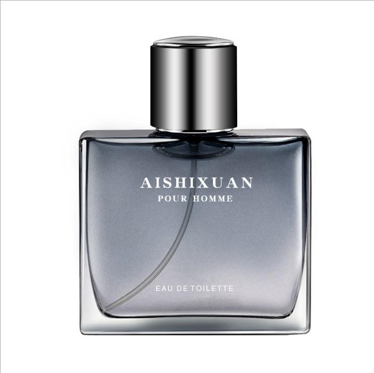 【明星同款】法国进口香料蔚蓝香水男士专用喷雾香水50ml
