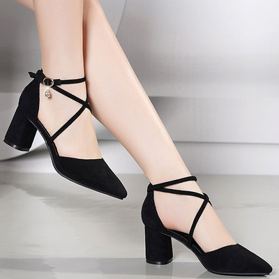 Women High Heels Working Office Shoes Party Formal Shoes 042427