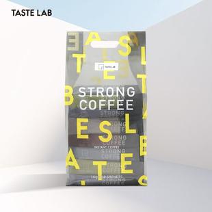 马来西亚进口Tastelab小T三合一特浓拿铁咖啡50条装速溶咖啡粉