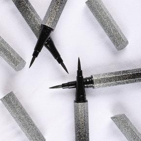 眼线胶笔不晕染防水持久卧蚕笔铅笔彩色新手初学者懒人细头极细