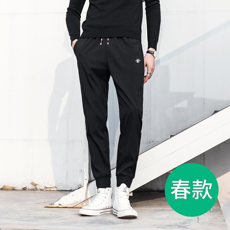 至聪 男式休闲运动裤 束脚裤  天猫优惠券折后¥14.9包邮(¥44.9-30)3款可选