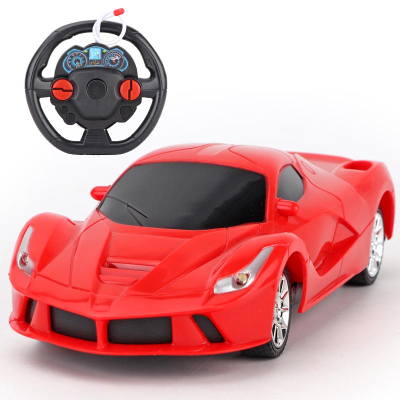 遥控汽车可充电跑车儿童赛车男孩模型玩具