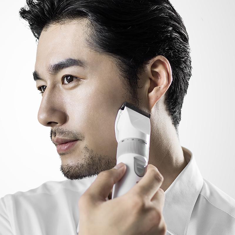 映趣理发器电推剪充电式剃头发刀家用电动推子工具理发神器自己剪