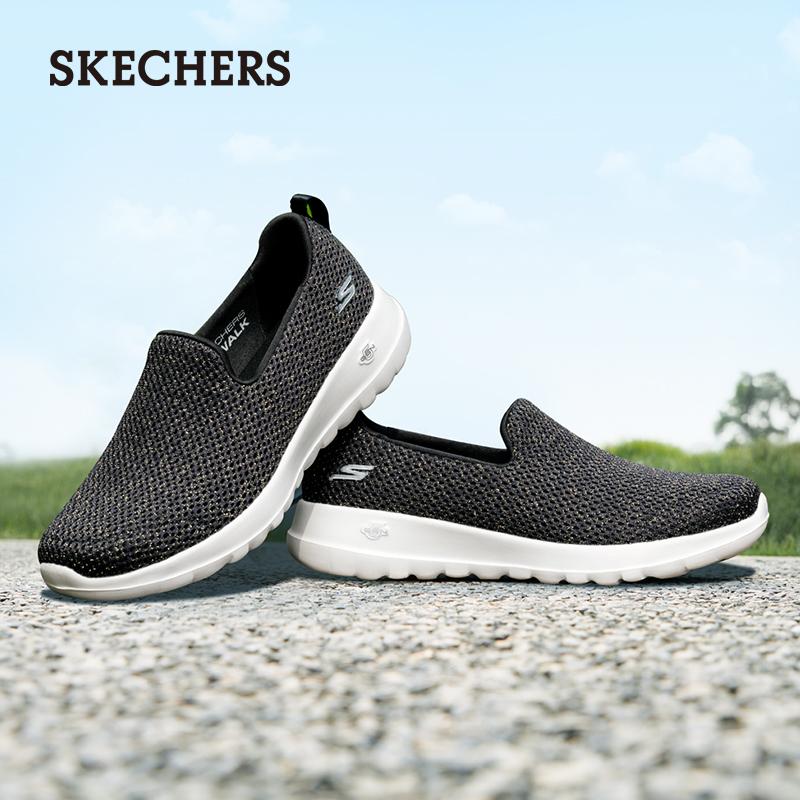 Skechers 斯凯奇 GO WALK 健步系列 中老年健步鞋 休闲鞋  双重优惠折后¥269包邮 男、女多色可选 另有2款同价