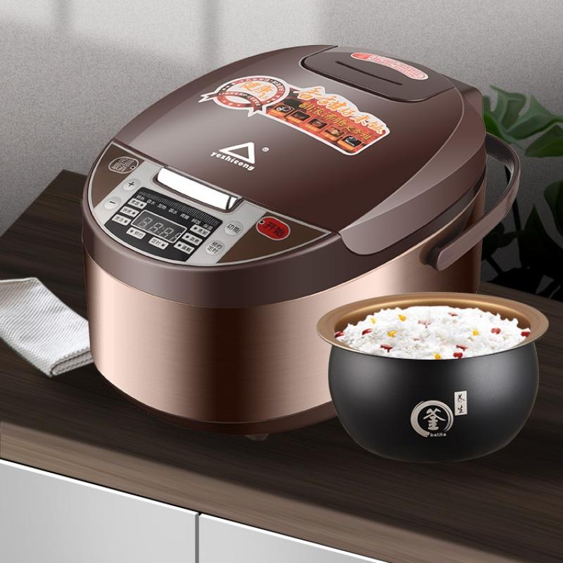 智能电饭煲家用多功能预约定时3L4L5L小型电饭锅