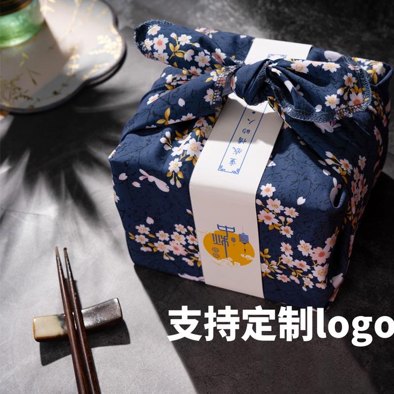 蕉熹中秋奶黄流心高端月饼礼盒装送礼高档多口味企业团购定制logo