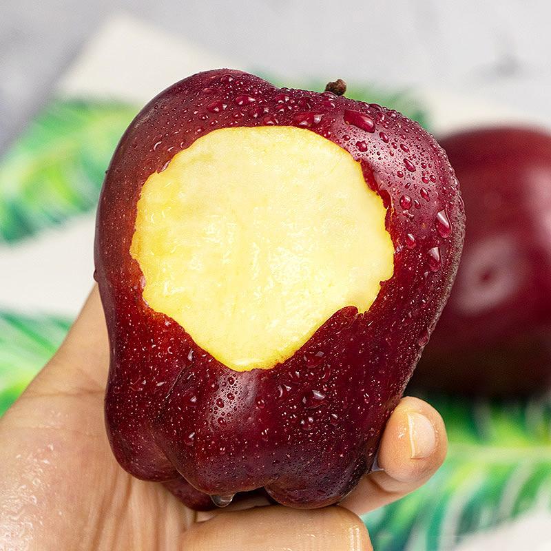 甘肃天水花牛苹果10斤新鲜当季水果蛇果粉面整箱应季果刮泥5装