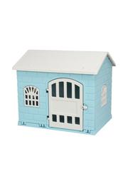 房子型室内狗窝室外狗屋中型小型犬猫窝防雨防晒夏季狗笼四季通用